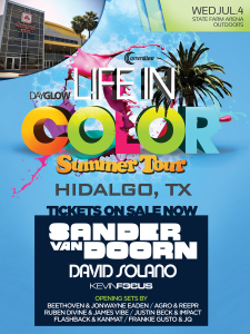 DayGlow Flyer