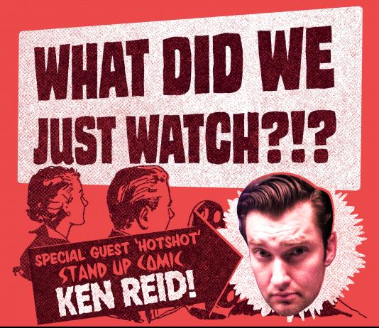 WDWJW feat Ken Reid