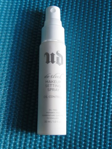 This Urban Decay setting spray retails at $14 for 1 ounce. If you want more bang for your buck I reccomend the 4 ounce bottle for $30.