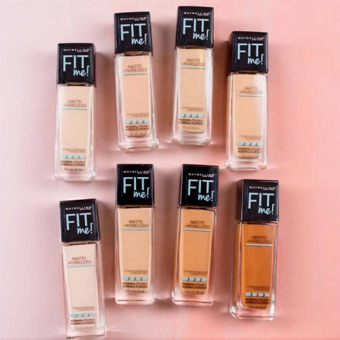 There are several shades in this line, so you shouldn't have a problem finding your skin tone. But remember, if you do, you can always mix with another foundation to make your perfect shade!