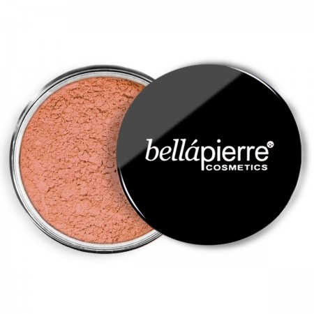 Bellapierre mineral blushes are talc free, paraben free, and suitable for all skin types and conditions